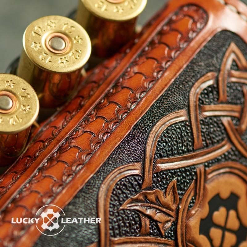 Bandolier Remington 870