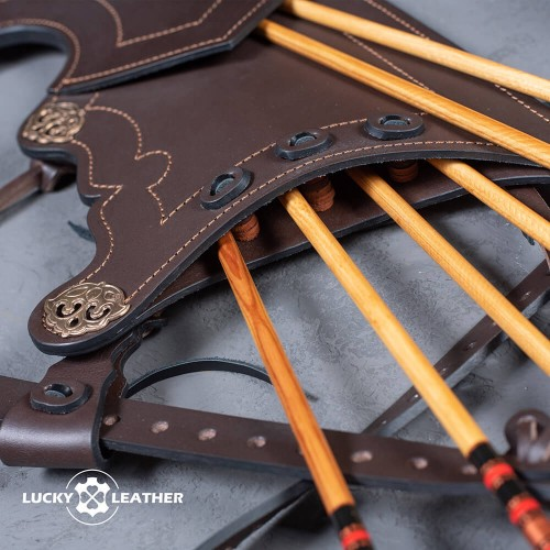 Quiver for horseback archery Asia Basic