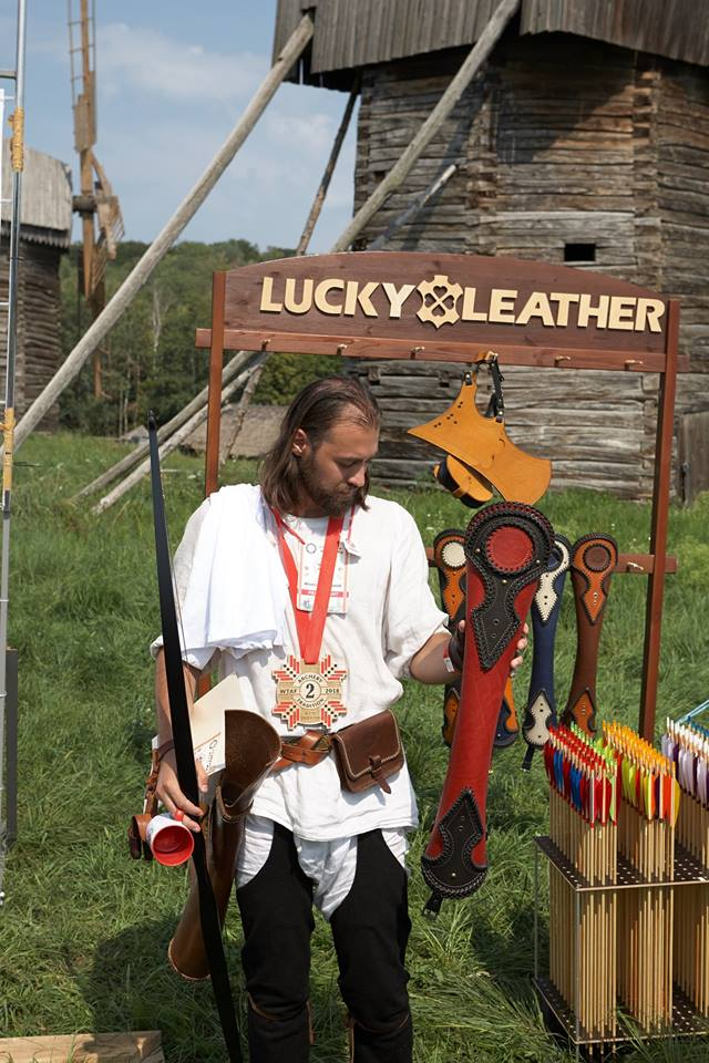 Lucky Leather, Archery Tradition