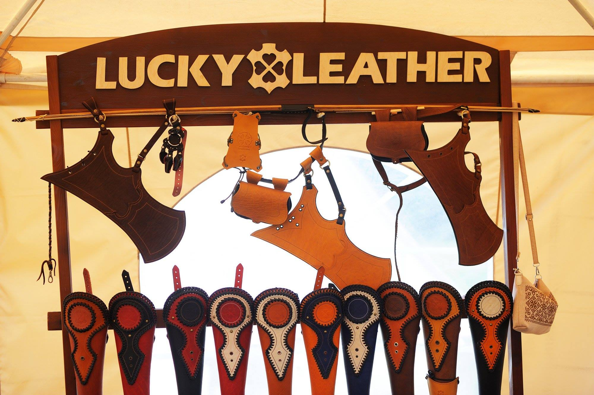 Lucky Leather, Archery Tradition 2018