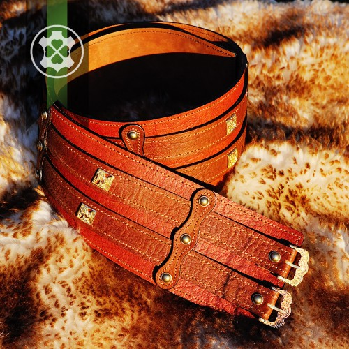 "Historical belt ""Berserk"""