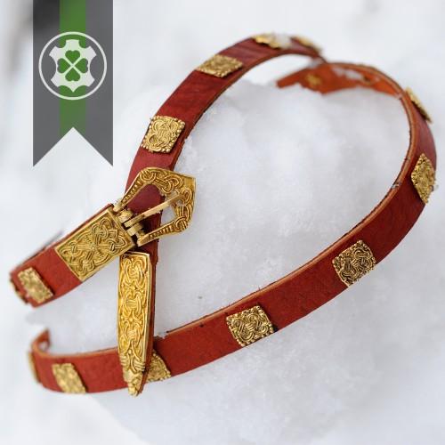 "Historical belt ""Scandinavia"""