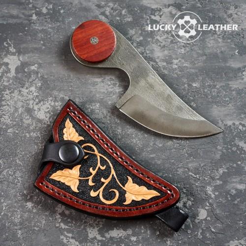 Комплект ніж із чохлом Beaver Claw